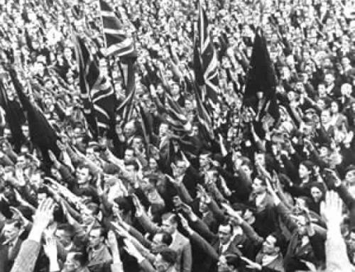 Top 10 Lies about Oswald Mosley and his supporters