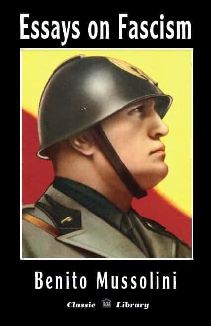 what is fascism essay The rise of fascism in italy the twentieth century is a century triumph of ideologies, enslaving the masses one of the most terrible is the.