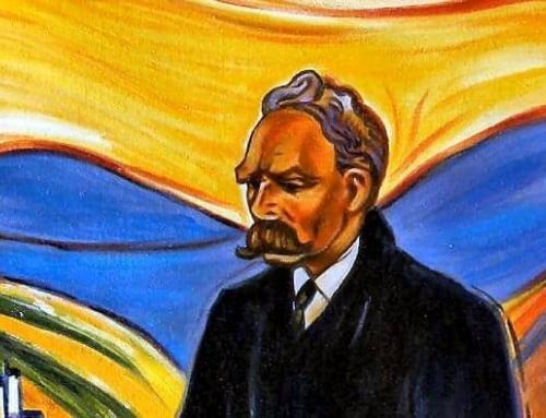 Christ, Nietzsche, & Caesar