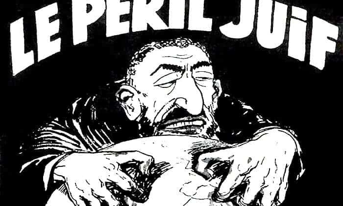 anti-Semitism - Peril Juif