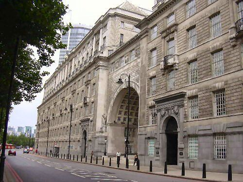 MI5 : Thames House