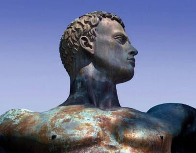 Statue by Arno Breker - Olympia 1936