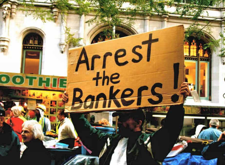 Arrest the Bankers