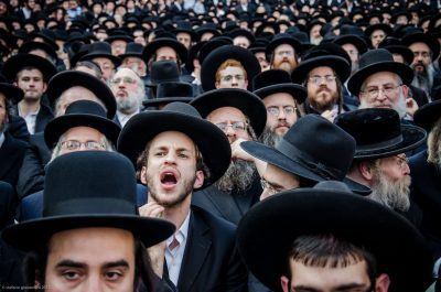 orthodox Jewish rally