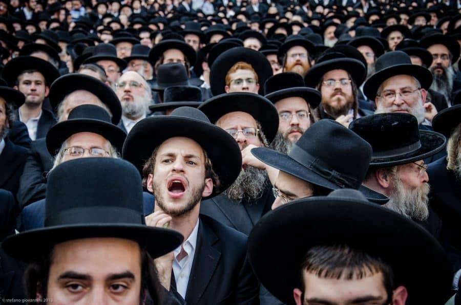 orthodox Jewish rally